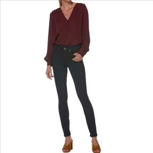 PAIGE Hoxton Ultra Skinny Jeans WA850 Mona $179.00